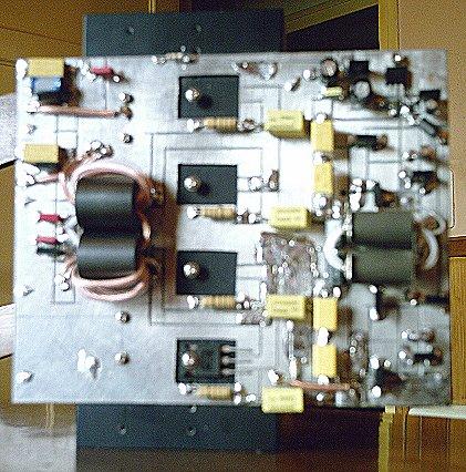 Ampli transistor